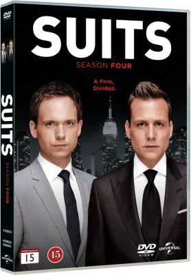 Suits Sesong 4