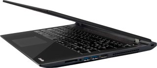Toshiba Satellite L50D C 16X 15.6 bærbar PC (sort