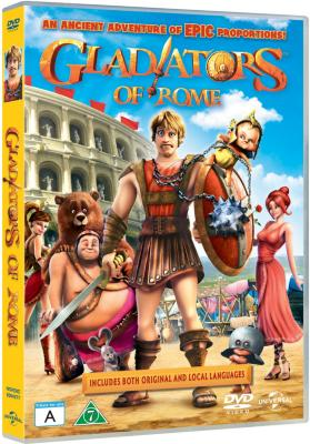 Gladiators of Rome (DVD)