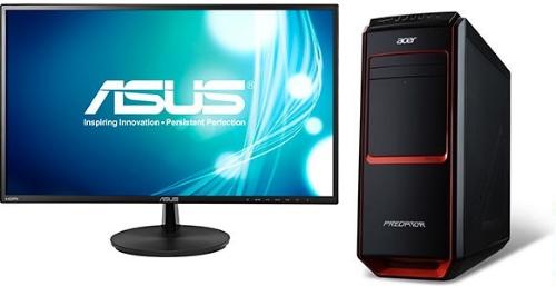 Acer Predator G3-605 (DT.SQYEQ.207) + VN247H