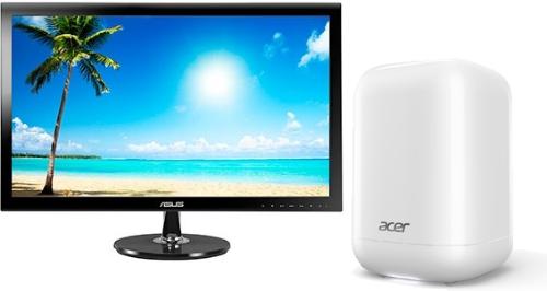 Acer Revo One RL85 (DT.SYUEQ.004) + VS228NE