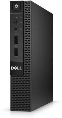 Dell Optiplex Micro (3020-1823) + U2715H