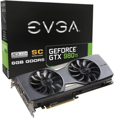 EVGA GeForce GTX 980 Ti SC ACX 2+ 6GB