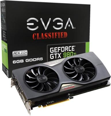 EVGA GeForce GTX 980TI 6GB ACX 2.0+