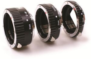 Phottix Mellomringsett Canon