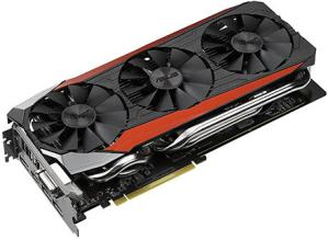 Asus Radeon R9 Fury STRIX 4GB