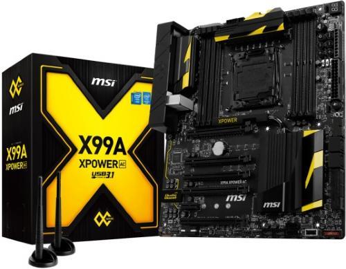 MSI X99A Xpower AC