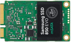 Samsung SSD 850 EVO 120GB mSATA