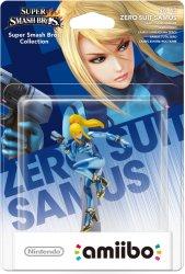 Nintendo Amiibo karakter - Zero Suit Samus