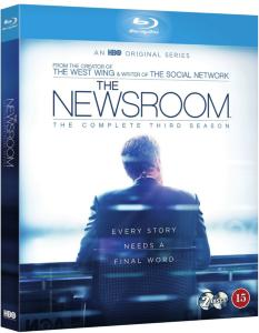 The Newsroom: sesong 3