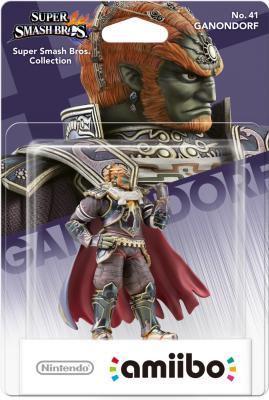 Nintendo Amiibo karakter - Ganondorf