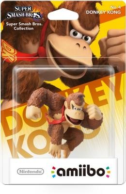 Nintendo Amiibo karakter - Donkey Kong