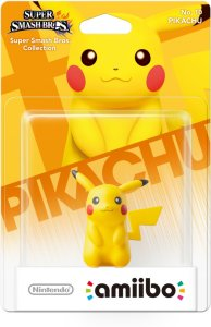 Amiibo karakter - Pikachu