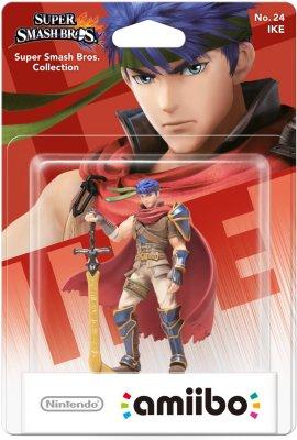 Nintendo Amiibo karakter - Ike