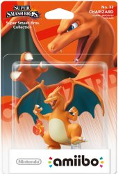 Nintendo Amiibo karakter - Charizard