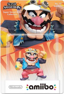 Nintendo Amiibo karakter - Wario