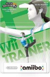 Nintendo Amiibo karakter - Wii Fit Trainer