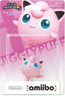 Nintendo Amiibo karakter - Jigglypuff