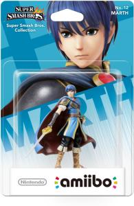 Nintendo Amiibo karakter - Marth