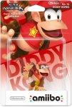 Nintendo Amiibo karakter - Diddy Kong