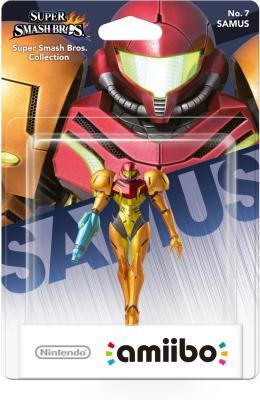 Nintendo Amiibo karakter - Samus