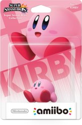 Nintendo Amiibo karakter - Kirby