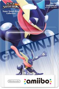 Nintendo Amiibo karakter - Greninja