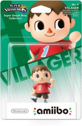 Nintendo Amiibo karakter - Villager