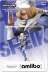 Nintendo Amiibo karakter - Sheik