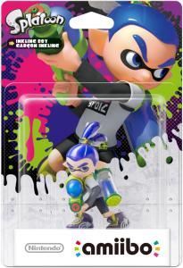Nintendo Amiibo karakter - Inkling Boy