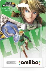 Nintendo Amiibo karakter - Link