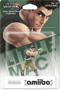 Nintendo Amiibo karakter - Little Mac