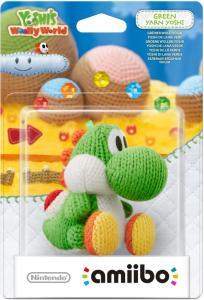 Nintendo Amiibo karakter - Strikket Yoshi