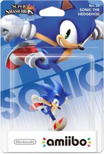 Nintendo Amiibo karakter - Sonic The Hedgehog
