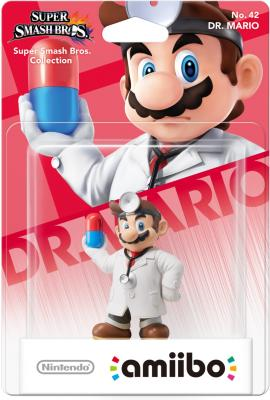 Nintendo Amiibo karakter - Dr. Mario