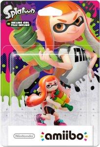 Nintendo Amiibo karakter - Inkling Girl