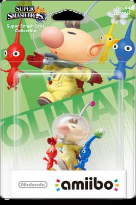 Nintendo Amiibo karakter - Pikmin & Olimar