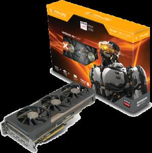 Sapphire Radeon R9 Fury 4GB