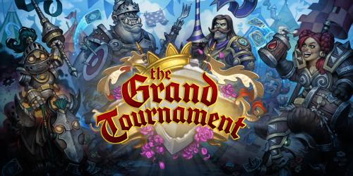 Hearthstone: The Grand Tournament til iPad