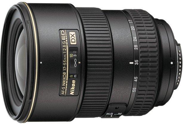 Nikon AF-S DX Zoom-Nikkor 17-55mm f/2.8G IF-ED
