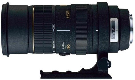 Sigma 50-500mm F4-6.3 APO EX DG HSM for Nikon