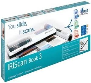 IRIS IRISCan Book 3 Mobile A4 Scanner