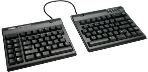 Kinesis Freestyle 2 for PC Kablet Tastatur Finsk, Svensk