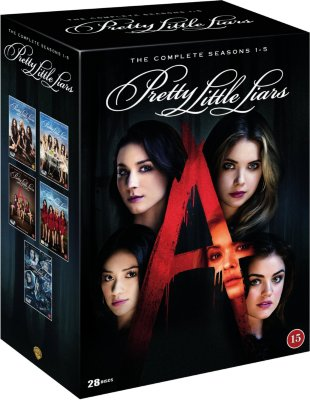 Pretty Little Liars: sesong 1-5