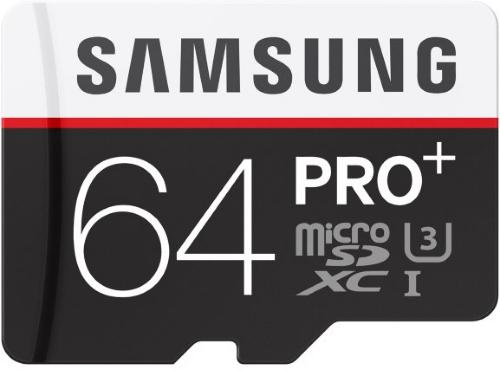 Samsung Pro+ MB-MD64DA