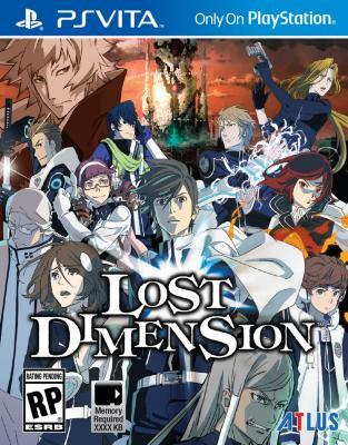 Lost Dimension til Playstation Vita