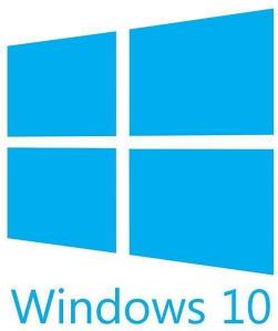Microsoft Windows 10 Pro 64-bit Get Genuine Kit (Engelsk)