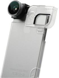olloclip 4-i-1 til iPhone 5/5s med Quick Flip Case