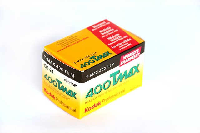 Kodak T-MAX 400 135-24