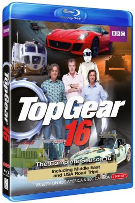 Top Gear Sesong 16